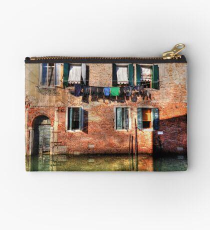 Venice washing #1 Studio Pouch