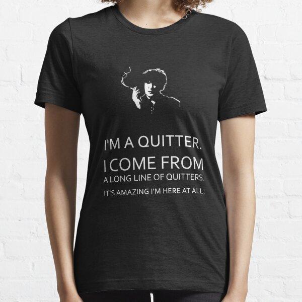 Black Books - Bernard Black - Dylan Moran Essential T-Shirt