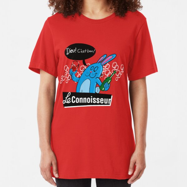 Le Connoisseur Slim Fit T-Shirt