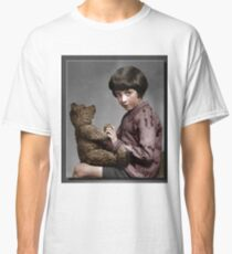 Christopher Robin and Pooh Classic T-Shirt