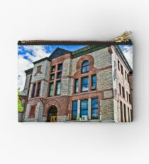 Lewis and Clarke County (Montana) Court House Studio Pouch
