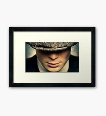 Peaky Blinders (Tommy) Framed Print