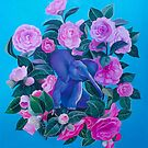 """Baby in Camellies"" by Tatyana Binovskaya"