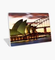 Sydney Icons Closeup Laptop Skin