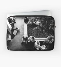The Music Lover Laptop Sleeve