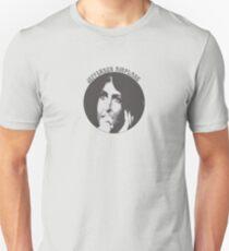 Jefferson Airplane (Grace Slick) Slim Fit T-Shirt