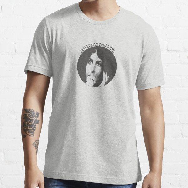 Jefferson Airplane (Grace Slick) Essential T-Shirt