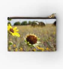 Some call them weeds... Studio Pouch