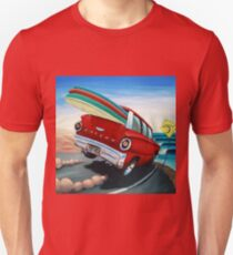 Surfin Wagon Unisex T-Shirt