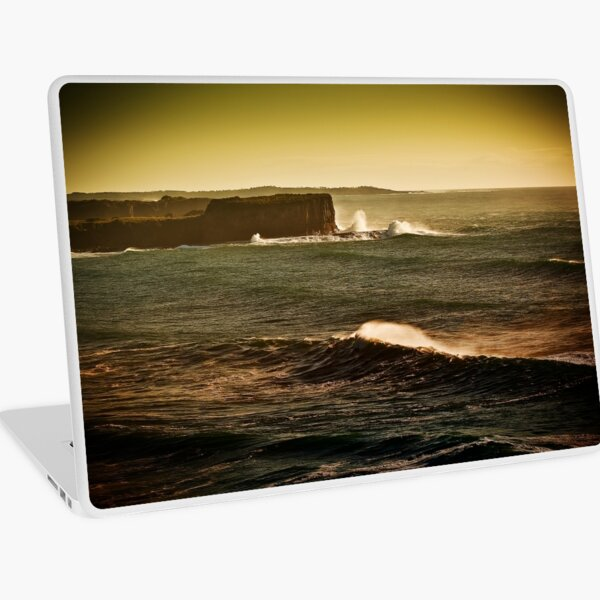 Bombo Beach Laptop Skin