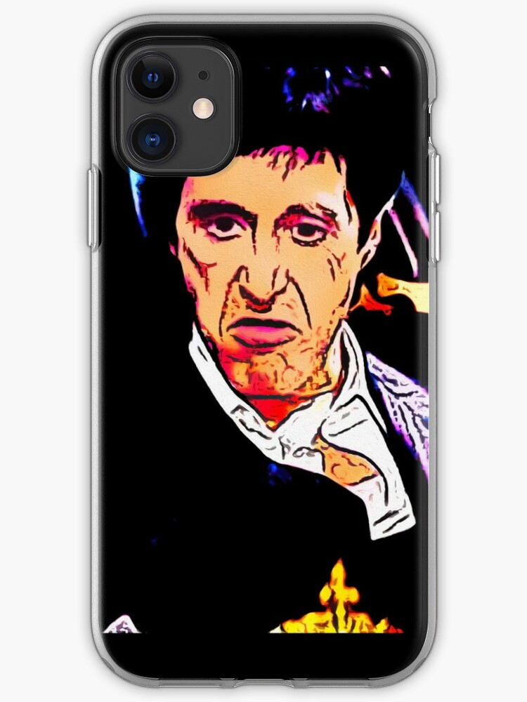Scarface | Coque iPhone