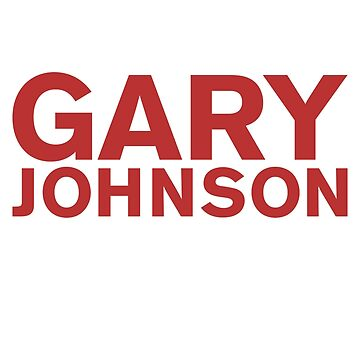 Dont Blame Me I Voted Gary Johnson by marcoafsousa