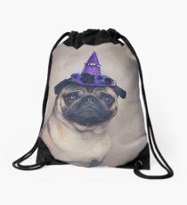 Peppa Pug Hates Halloween Drawstring Bag