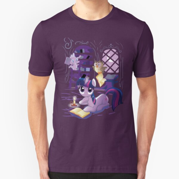 My Little Pony - Twilight Sparkle Slim Fit T-Shirt