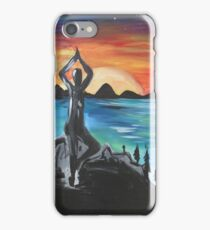 Tahoe Yoga iPhone Case/Skin