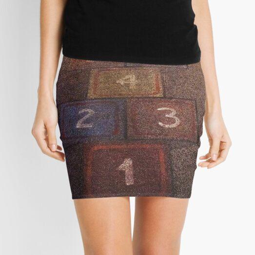 Logistics Mini Skirt