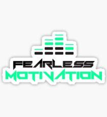 Fearless Motivation - LOGO Team Fearless Sticker