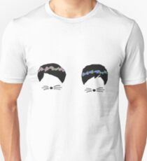 dan and phil with flower crowns Unisex T-Shirt
