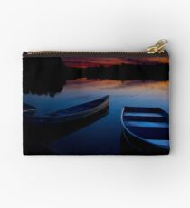 Summer on the lake Studio Pouch