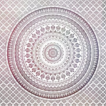 Mandala Washed by Echolite
