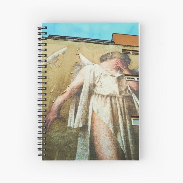 The Weight Spiral Notebook