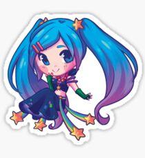 Arcade Sona Sticker Sticker