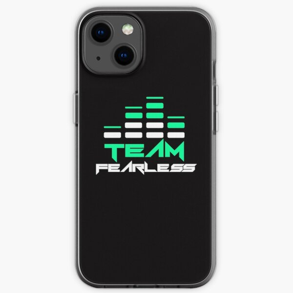 TEAM FEARLESS! iPhone Soft Case