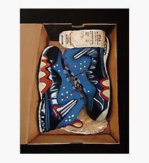 Fresh Kicks Photographic Print