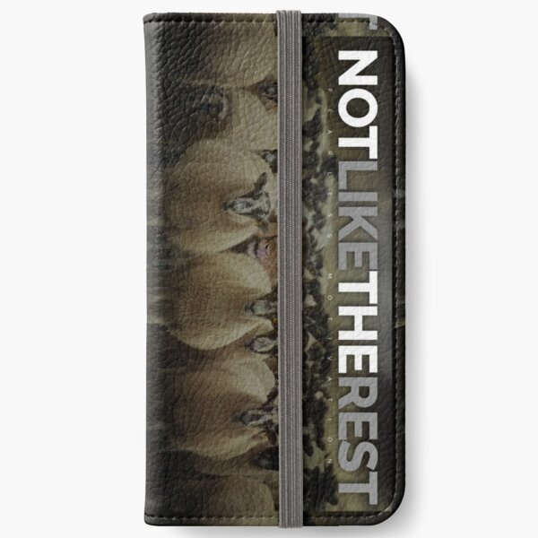 NOT LIKE THE REST! iPhone Wallet