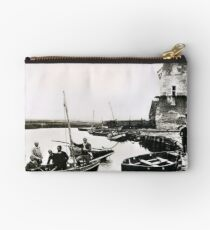 Cley windmill - the shooting party 1888 Studio Pouch