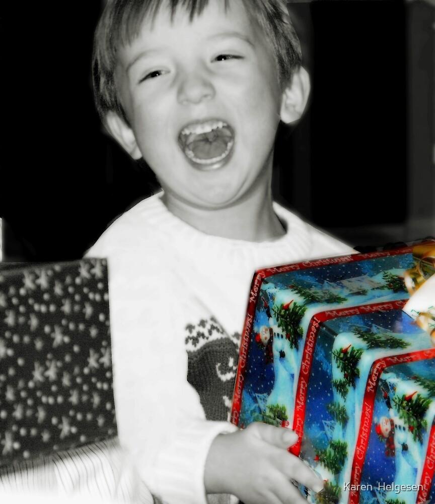 The Gift... by Karen  Helgesen