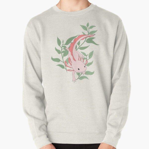 Axolotl Pullover Sweatshirt