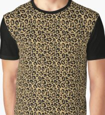 Leopard skin pattern Graphic T-Shirt