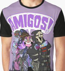 Amigos Graphic T-Shirt