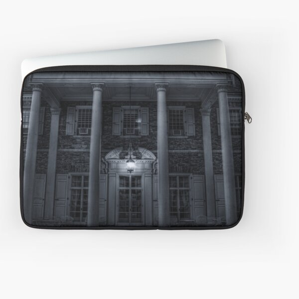 Hayfield House (front view) July 2011 Laptop Sleeve