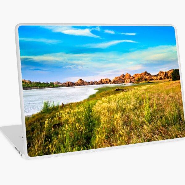 WATSON LAKE. Laptop Skin