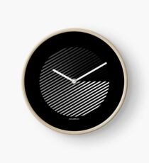 Stripes can be in a disc Clock