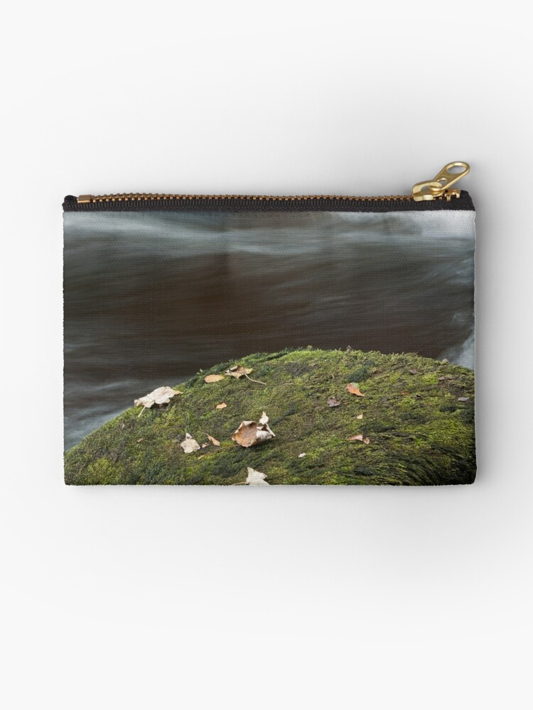 Rushing water #1 - The Strid, North Yorkshire by Stephen Leather