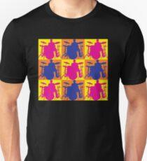 Pop Art Drummer T-Shirt