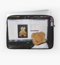 Cyber Teddy Laptop Sleeve