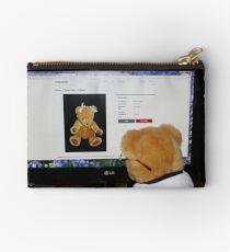Cyber Teddy Studio Pouch