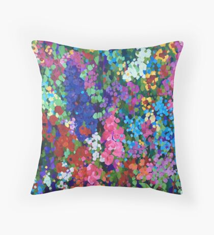 Generous By Nature Throw Pillow