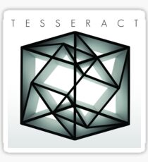 TESSERACT Sticker