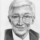 Paul O'Grady by Margaret Sanderson