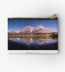 Wedge Pond Poster Studio Pouch