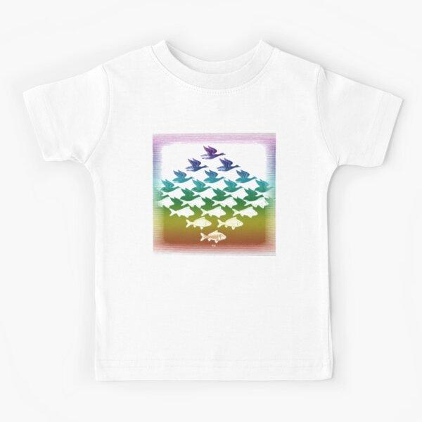 Souvenir from Netherlands:  Escher Kids T-Shirt