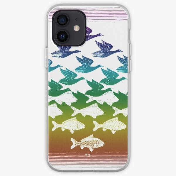 Souvenir from Netherlands:  Escher iPhone Soft Case