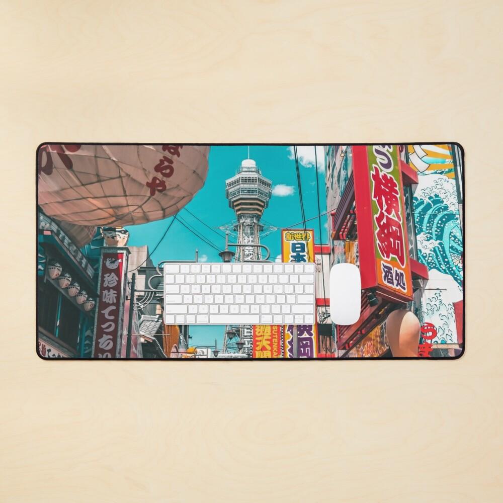 Anime Osaka Blues Mouse Pad