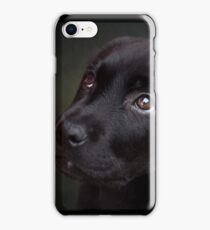P is for.....Puppy dog eyes iPhone Case/Skin