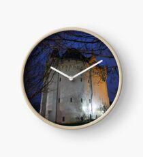 Porte de Hal Clock